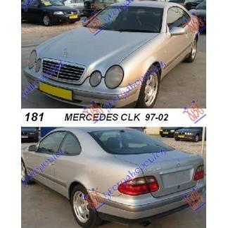 CLK (W208) 97-02