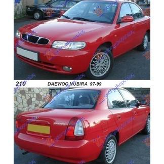 DAEWOO NUBIRA 97-99