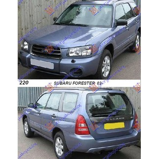 FORESTER 02-08