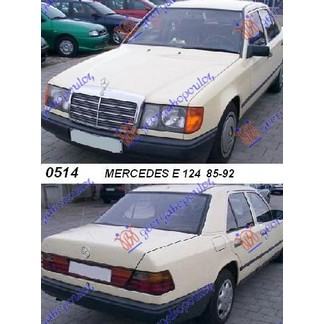 E CLASS (W124) 85-92