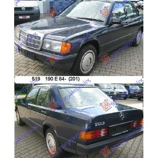 190E (W201) 84-93