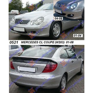 CLC (W203) COUPE 01-08