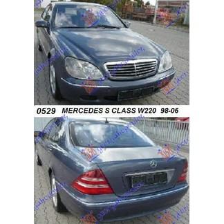 S CLASS (W220) 98-05