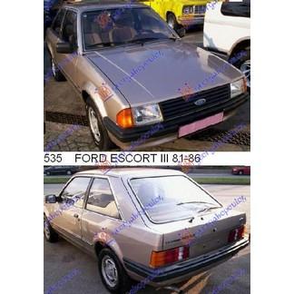 ESCORT III 81-86