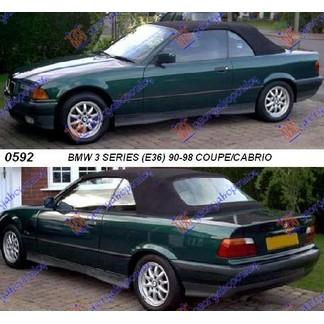SERIES 3 (E36) COUPE/CABRIO 90-98