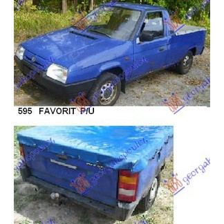 FAVORIT PICK-UP 89-94