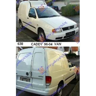 CADDY VAN 96-04