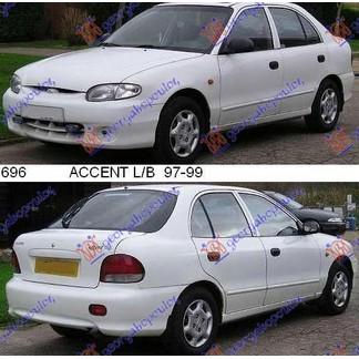 ACCENT L/B 97-99
