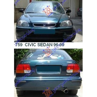 CIVIC SEDAN 96-99