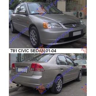 CIVIC SEDAN 01-04