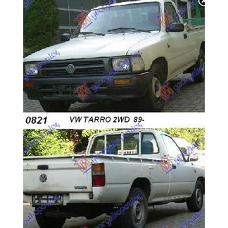 P/U TARRO 2WD 89-97