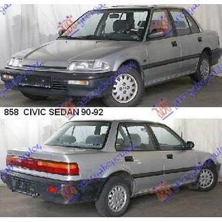 CIVIC SEDAN 90-92