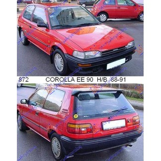 COROLLA (E 9) H/B 88-91