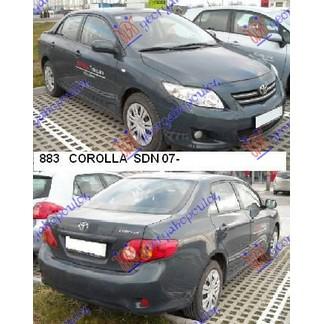 COROLLA (E 15) SDN 07-11