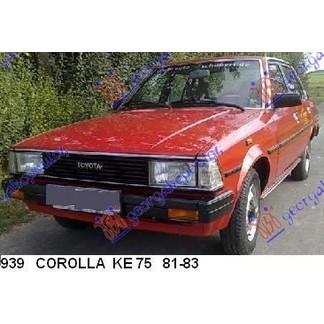 COROLLA (KE 75) 81-83