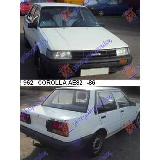COROLLA (EE 80/2) 86-87