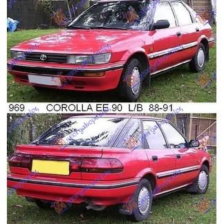 COROLLA (E 9) L/B 88-91