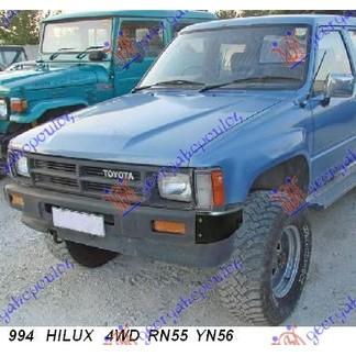 HI-LUX (RN 55/YN 56) 4WD 84-89