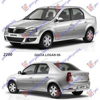 LOGAN-MCV 08-12