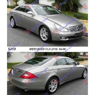 CLS (W219) COUPE 04-08