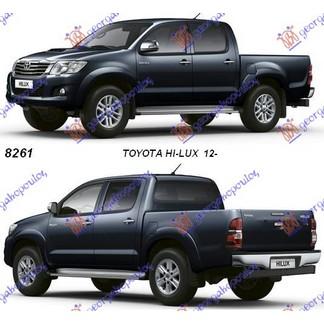 HI-LUX 2WD/4WD 12-15